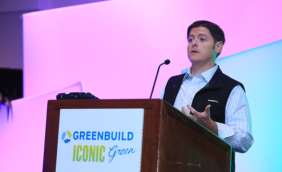 Brendan Owens, chief of engineering at the U.S. Green Building Council