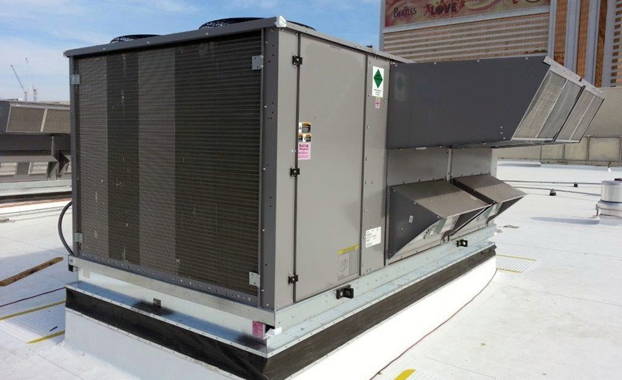 Roof Hvac Units : Curbs ease mounting for rooftop hvac units
