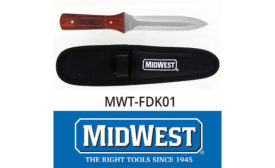 Midwest Tool releases two flex duct knives
