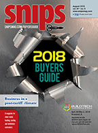 Snips August 2018