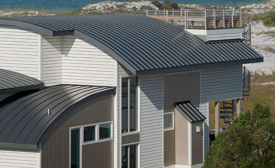 Applications In The Field Curved Roof Tops Florida