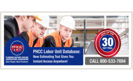The PHCC Labor Unit Database is available for both desktop computers and mobile devices.