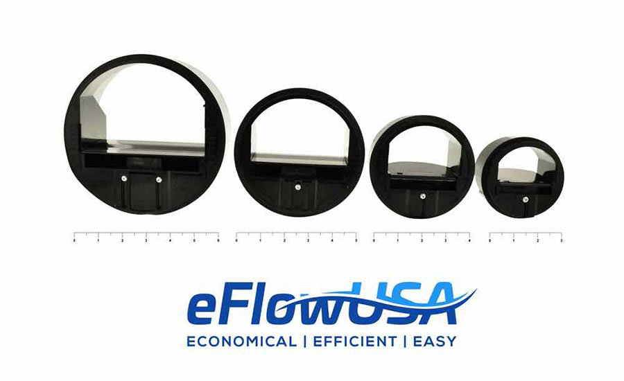 EFlow USA released a constant airflow regulator available in 3 to 10-inch diameters.