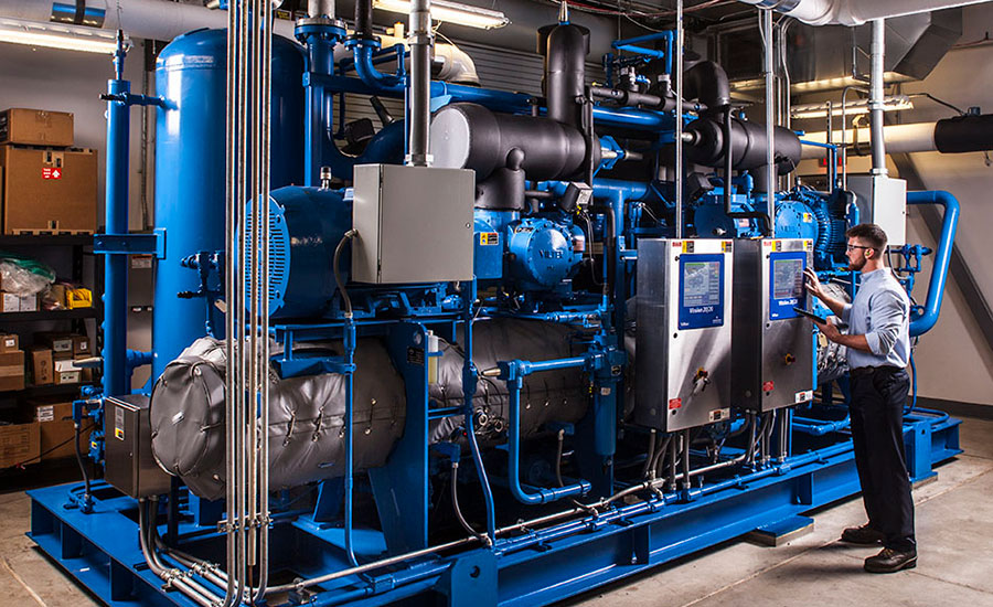 Industrial Refrigeration System Supports Innovation Center