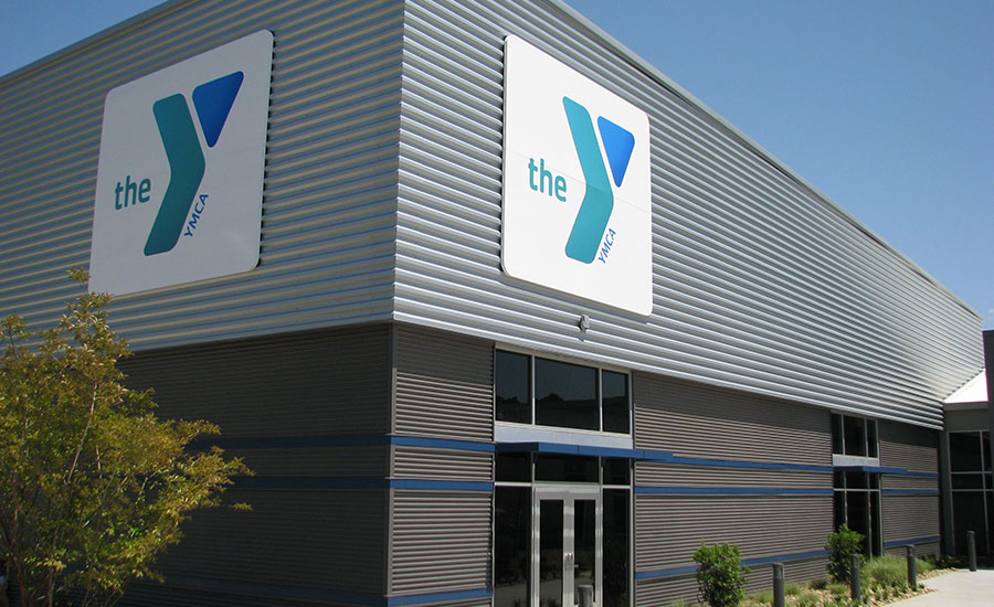 Metal Wall Panels Offer Durability For Ymca 2018 01 09