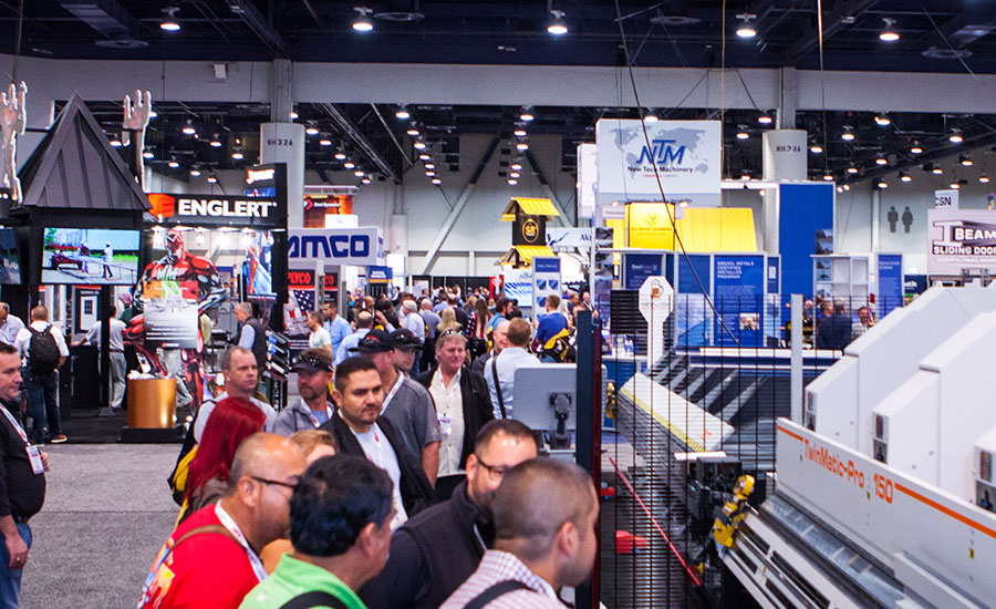 Show director Claire Kilcoyne says the 2017 show was Metalcon's best in several years.