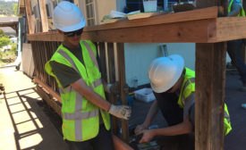 North Bay Construction Corps boot camp