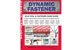 Dynamic Fastener publishes 2018 catalog