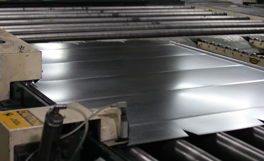 Fight high steel prices with efficient sheet metal shop