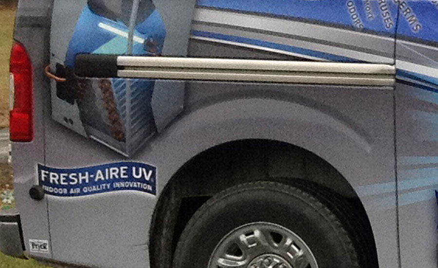 Hvac Contractor Boosts Business With Mobile Billboard