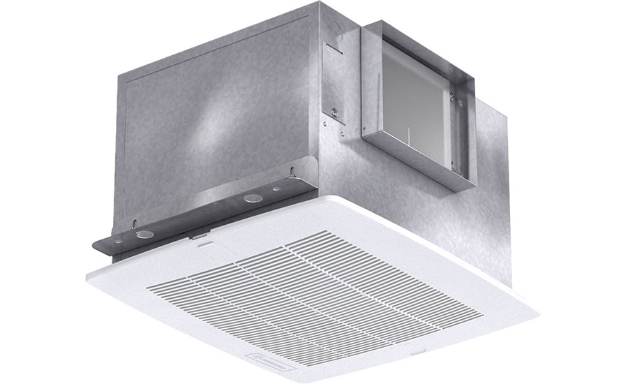 Greenheck redesigns bathroom exhaust fans