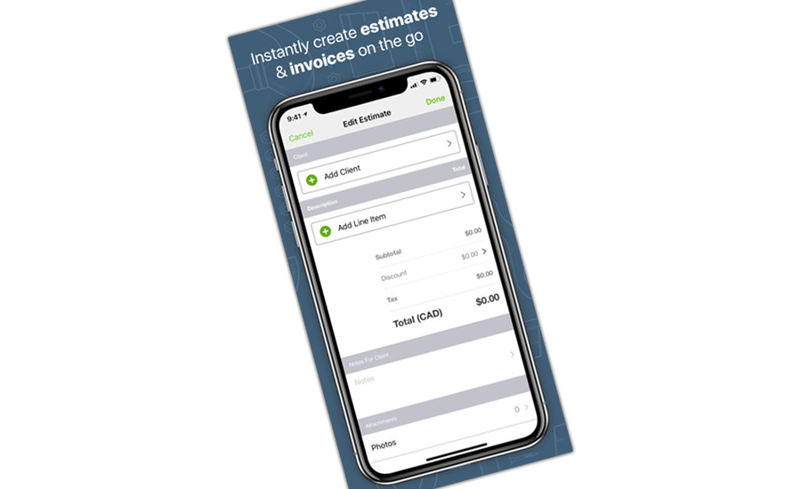 The best mobile apps for sheet metal contractors | 2018-10