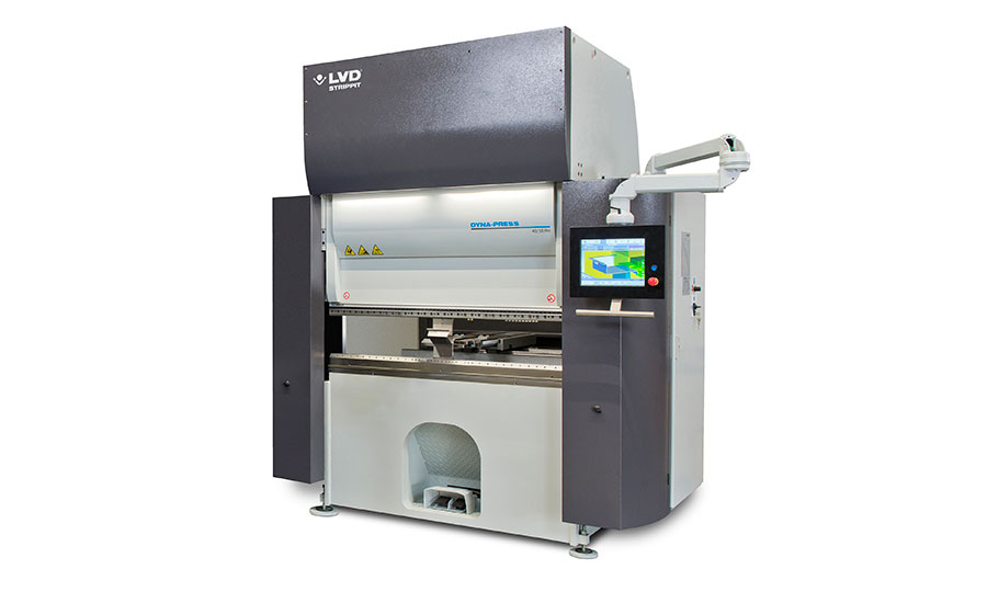 LVD introduces new Dyna-Press 40/15 Pro