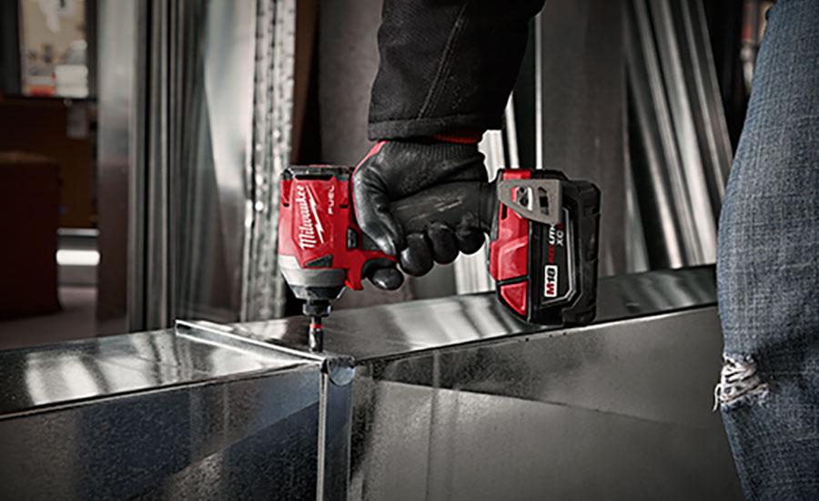 Hex impact driver