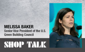 Shop Talk with Melissa Baker