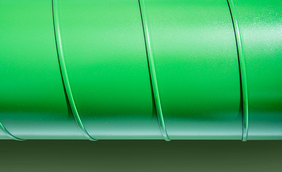 green duct