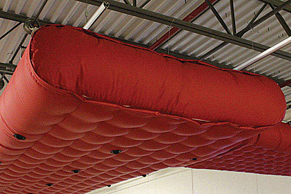 Ductsox Introduces New Fabric Duct 2014 08 01 Snips