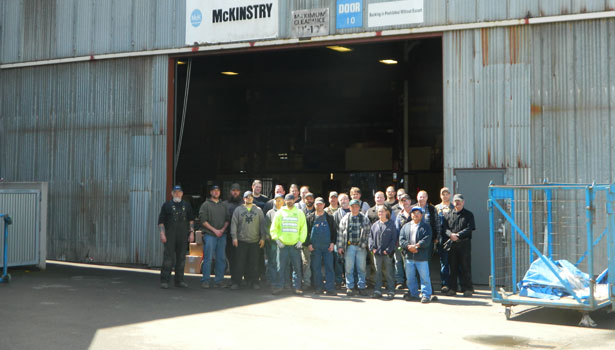 Sheet Metal Contractor Boosts Productivity With New