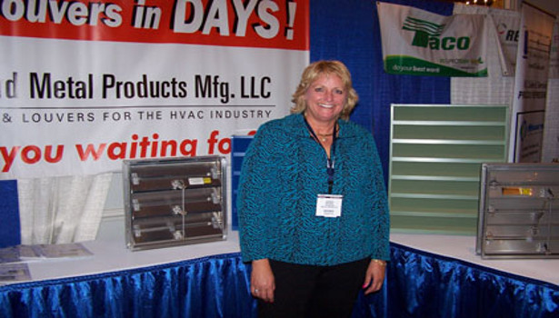 Sheet metal and HVAC contractors attend annual Chicago SMACNA trade show
