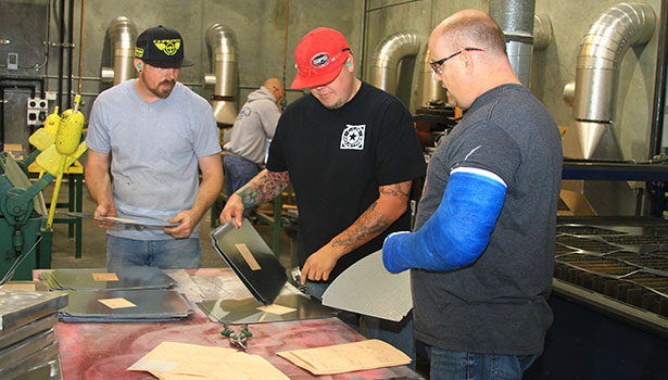 An education in ductwork fabrication: Training center prepares