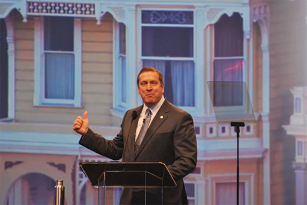 USGBC takes strong message to critics at Greenbuild 2012