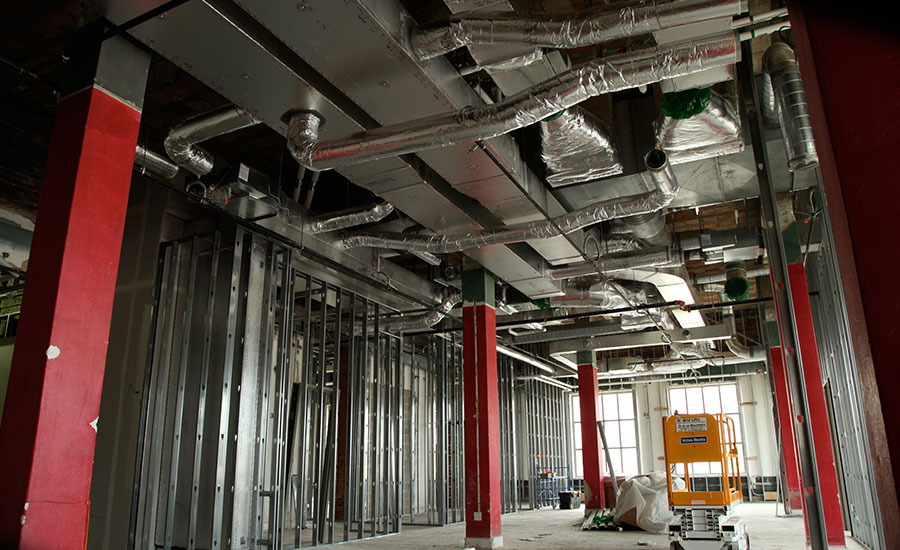 A New Energy Efficient Duct Material Is Gaining Favor